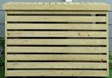 Beschermkooi hout