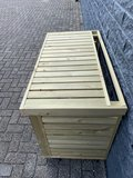 condensorunit cover hout