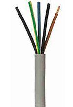 Electrokabel 5 x 1.5 per meter