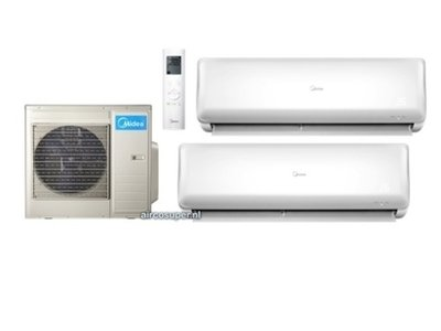 duo split airco midea